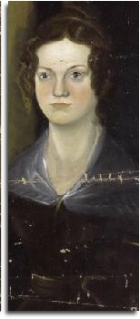 Portrait of Charlotte Bronte by her brother, Branwell Bronte - National Portrait Gallery